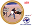 thumbnail 25 - 5-034-125MM-CUTTING-DISC-WHEEL-ANGLE-GRINDER-CUT-OFF-TOP-QUALITY-IMAGE