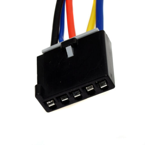 HVAC Blower Motor Resistor w// Plug Harness For 05-09 BUICK LACROSSE 15850268 NEW