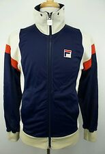 True Vintage 70s80s Fila Bjorn BJ Era Track Top Tennis Full Zip Jacket Size 44