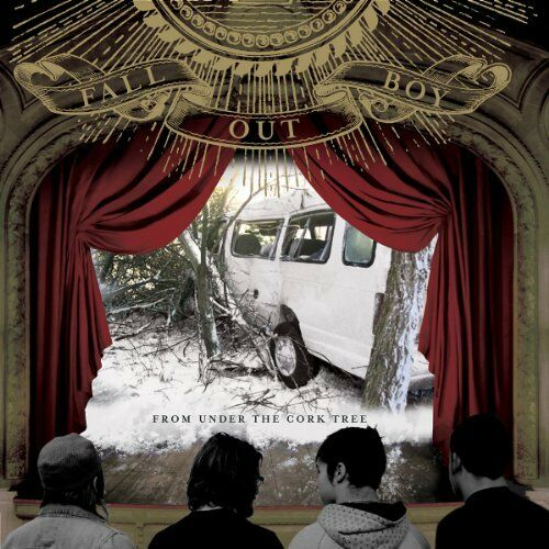 1 of 1 - Fall Out Boy - From Under The Cork Tree - Fall Out Boy CD U0VG The Cheap Fast