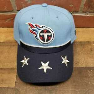 Men-s-New-Era-Tennessee-Titans-NFL-9Twenty-Blue-Adjustable-Cap