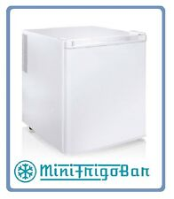 Mini Frigo Bar da Tavolo Monoporta Portatile Piccolo Bianco 46 Litri per Ufficio