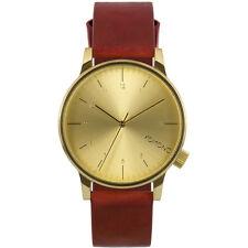 Komono Gold Brown Winston Regal Quartz Analog Men's Watch KOM-W2250