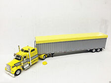 Kenworth W900L sleeper Show Truck with Walking Floor trailer  Color: Multi