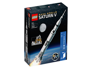 LEGO ® 21309 NASA Apollo Saturn V Rakete Rocket Space