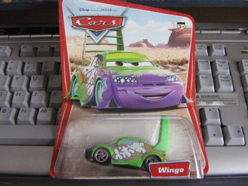 Disney Pixar Cars WINGO Desert Original