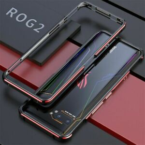 Case Metal Frame For ASUS ROG 2 Double Color Aluminum Bumper Protect Cover Case