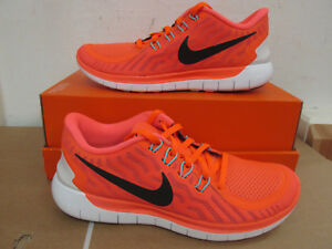 wholesale dealer e376e aef99 Image is loading Nike-Free-5-0-Womens-Running-Trainers-724383-