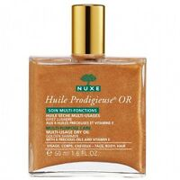 Nuxe Huile Prodigieuse Or Dry Oil Golden Shimmer 1.6oz