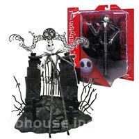 8.5 Jack Skellington Figure Nightmare Before Christmas Xmas Diamond Select Toys