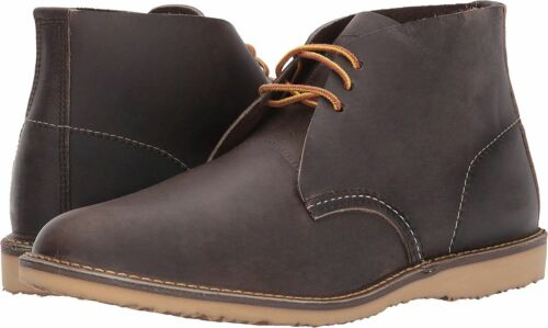 Rough Tough und Heritage Chukka Wing Red Concrete Herren Weekender 03324 Boot 0aFxpz