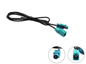 CT27AA14 Auto Radio antena cable adaptador se ajusta Fiat Ducato Panda