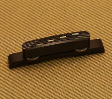 "BB-3200-0R1 Rosewood Bridge & Base Assembly for Hofner® Violin Bass 4"" x 1/2"""