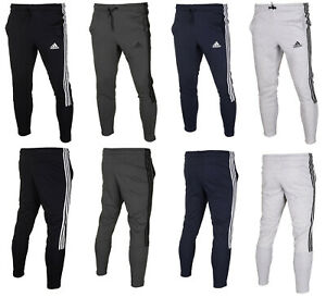 adidas Men's Must Haves 3 Stripes Tiro Pants, Gray in 2019