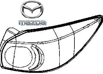 Genuine Mazda CX-5 2012-2017 Rear Combination Lamp Assy Outer RH KD54-51-150E