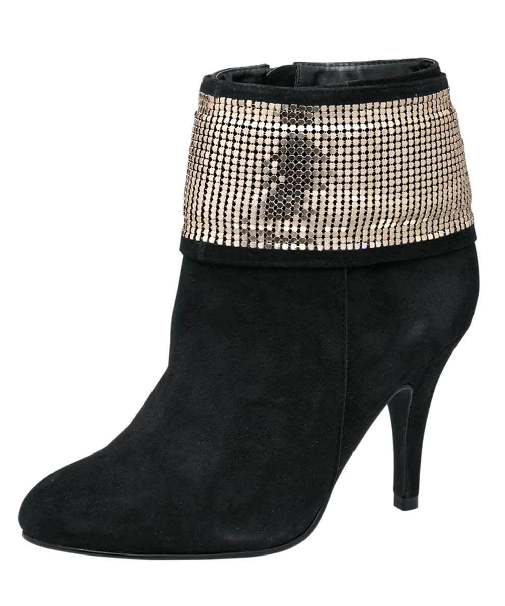 Patrizia negro Dini botín talla 37 Echt Leder negro Patrizia de cuero zapatos nuevo b2b374