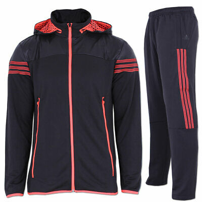 Adidas Trainingsanzug Sportanzug Sweater Anzug Jogginganzug