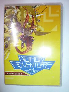 Digimon-Adventure-Tri-3-Confession-DVD-anime-movie-shonen-Meicoomon-Kari-2018