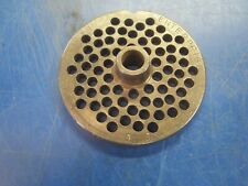 Enterprise Amp Others 1012 316 Hole Hub Plate Meat Grinder Sausage Chopper