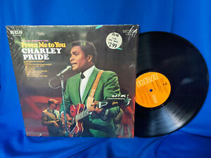 Charley-Pride-LP-From-Me-to-You-RCA-Victor-LSP-4468-1971