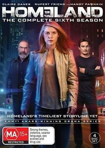 Homeland-Season-6-DVD-NEW-Region-4-Australia