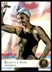 2012-TOPPS-OLYMPICS-GOLD-REBECCA-SONI-SWIMMING-26-PARALLEL