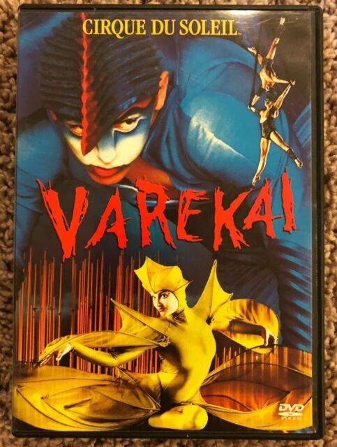 Cirque Du Soleil Dvd Collection: Varekai (DVD, 2003, 2-Disc Set) For