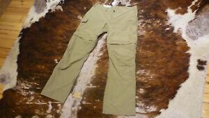 funzione pantaloni beige ven Donna Karla Mt off gr sabbia Pantaloni llr Fj 42 Zip colore O4w0x565q