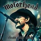 Clean Your Clock [5/27] * by Motörhead (CD, May-2016, UDR)