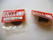 ENYA .90-120 4-CYCLE PROP NUT & WASHER NIP