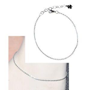 Chaine-bracelet-de-cheville-acier-coul-argent-maille-jaseron-fine-bijou