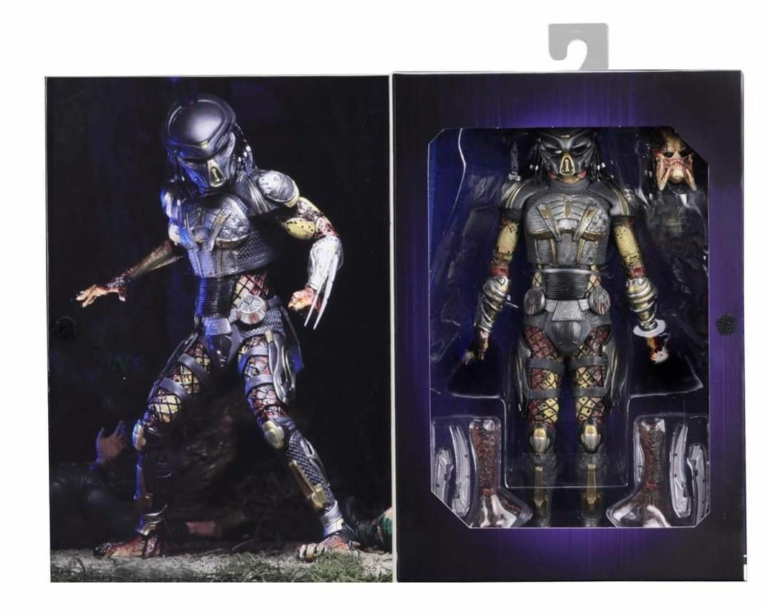 Protator 2018 Ultimate Fugitive & Thermal Protator 7 7 7  Action Figures NECA fc6b56
