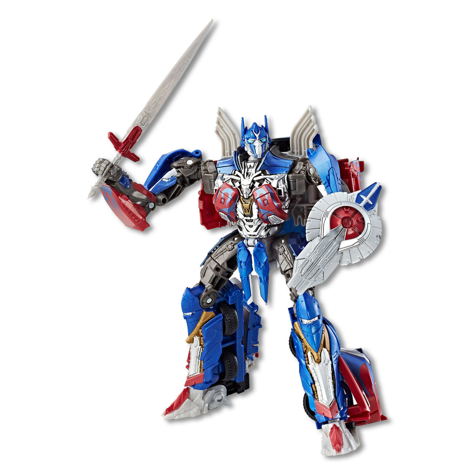 Hasbro SDCC 2017 Exclusive Transformers  The Last Knight Voyager Optimus Prime