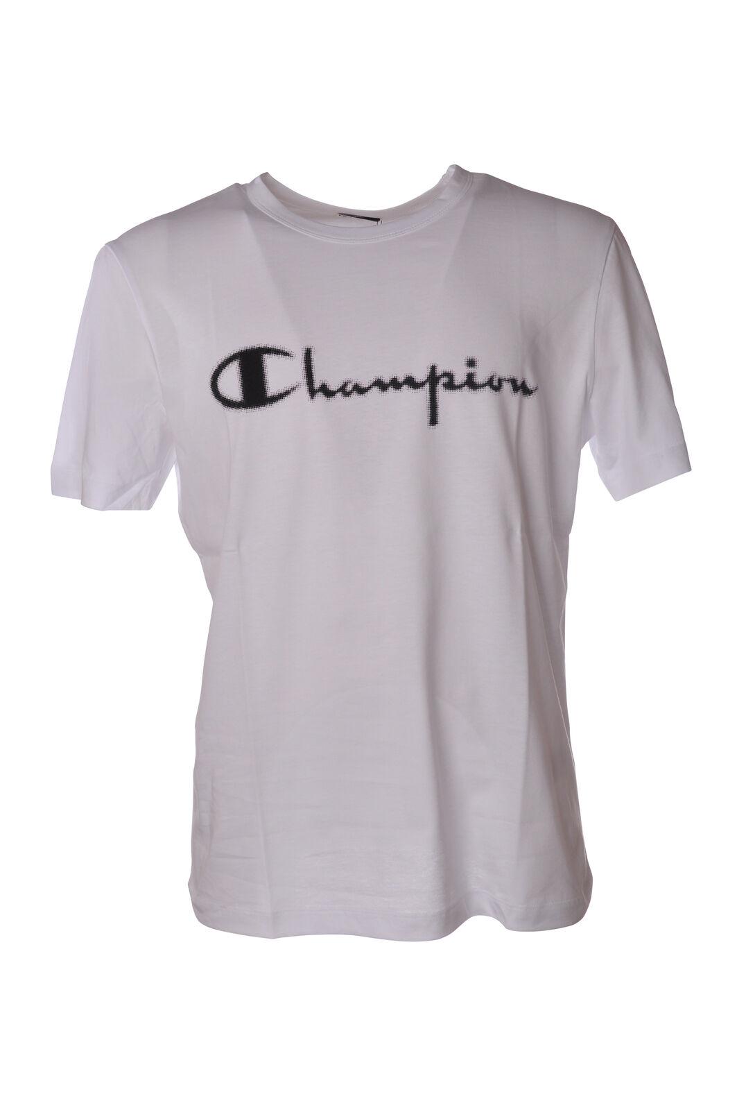 Paolo Pecora - Topwear-T-shirts - Mann - white - 5207010H183956