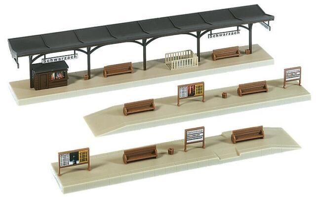 Bahnsteig   Bausatz Neuware Faller N 222125