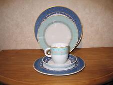 ESCHENBACH *NEW* NOTTURNO Set 3 Assiettes + 1 Tasse à café