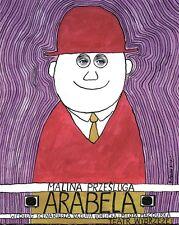 Arabela - Butenko -  Polish Poster