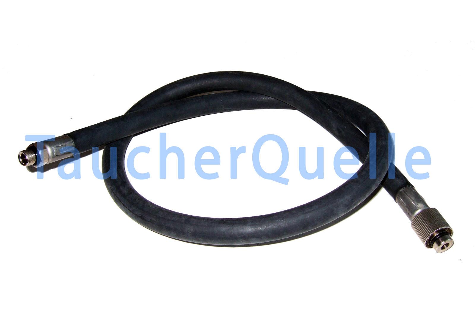 113 cm (44 ) - Interspiro Divator Medium Pressure Hose UNF 3 8 - ( per cm)