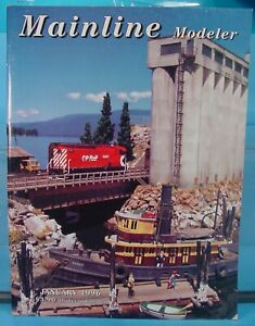 O SCALE MAINLINE MODELER MAGAZINE JANUARY 1990 TABLE OF CONTENTS PICTURED HO S