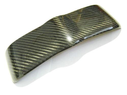 Echt Carbon Abdeckung Tacho Cover Gauge Speedometer passend für Nissan 350Z Z33
