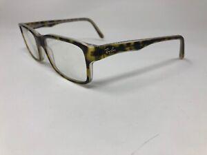 Ray Ban Rb5245 5082 Eyeglasses Frame 54 17 145 Tortoise Crystal Tz84 Ebay