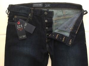 77effe07 Image is loading NWT-Armani-Jeans-J21-Regular-Fit-Jeans-Size-