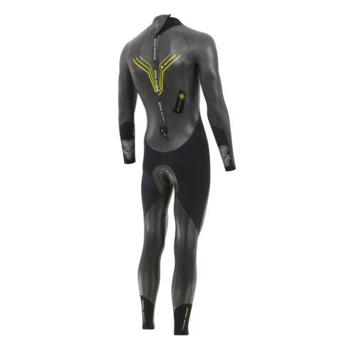 Aqua Sphere 2016 PURSUIT MENS Triathlon Long Sleeve Wetsuit Open Water Swim New