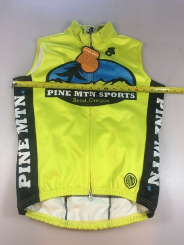Champion System Mens Thermo Shield Winter Cycling Vest Small S (5796-32)