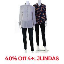 Modcloth Playful Fox Buttondown Blouse Size 2X Lot 2, 40% Off 4+: JLINDAS