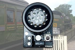 Gaugemaster GM781 Station Steam Era Scenic Sounds Module DC Or DCC