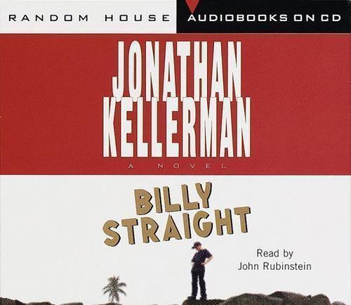 Alex Delaware: Billy Straight by Jonathan Kellerman (1998, CD, Abridged)