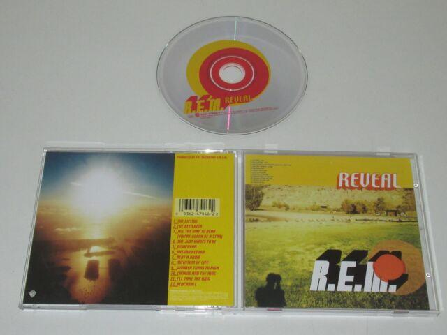 R.E.M. Reveal (Warner Bros.9362-47946-2 ) CD