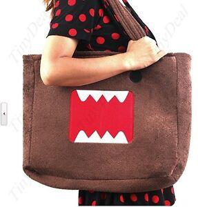 Image Is Loading New Anese Character Nhk Domo Kun Shoulder Bag
