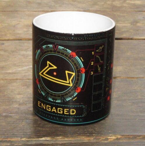 Stargate données informatiques Génial Nouveau Gobelet